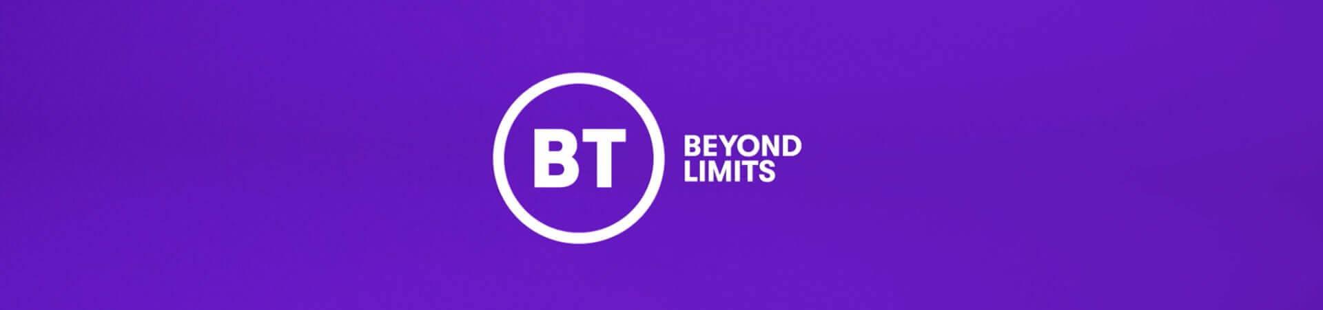 Banner Image of BT logo