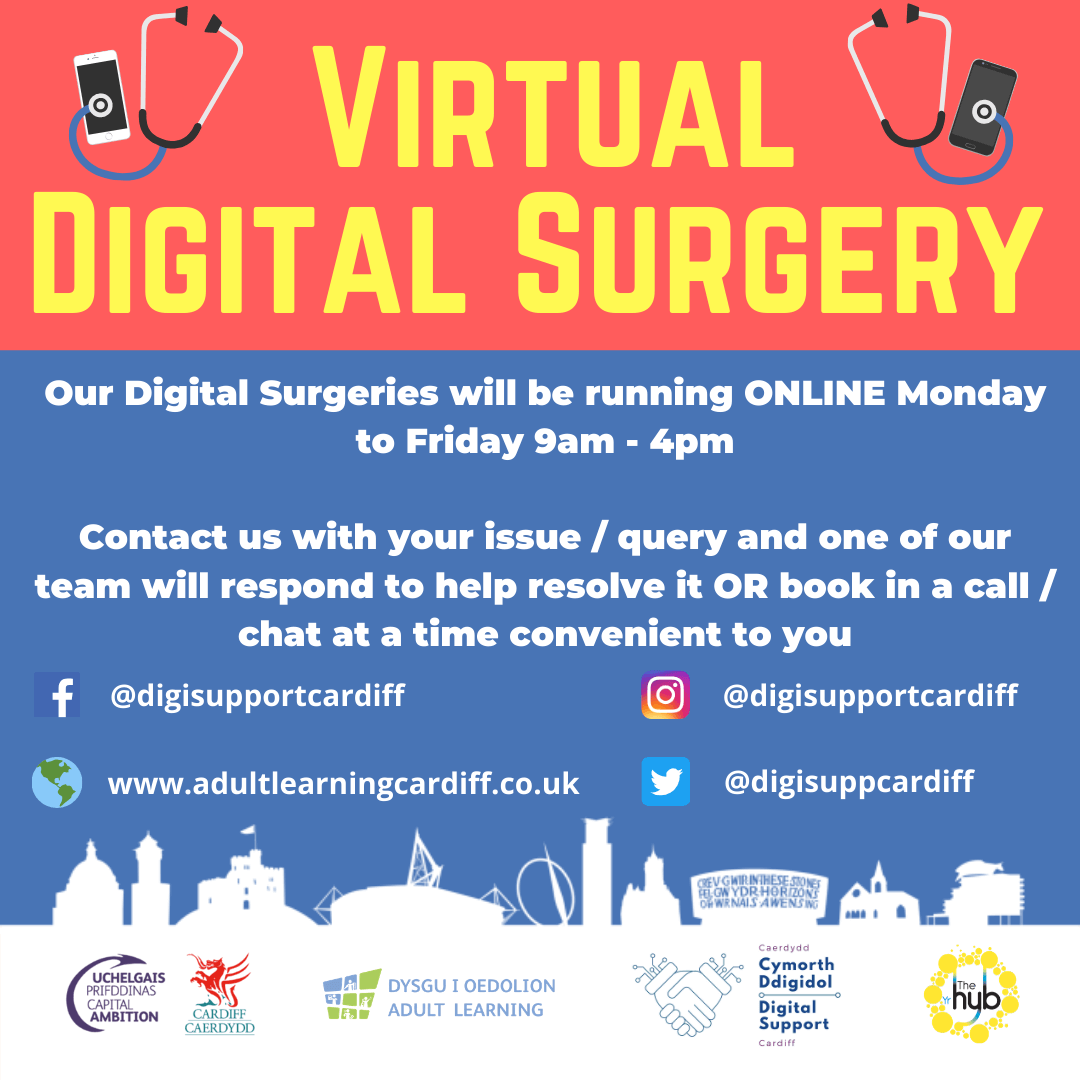virtual digital surgery poster
