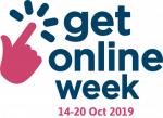 Logo for get online week 2019