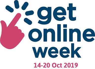 Logo for get online week 2019