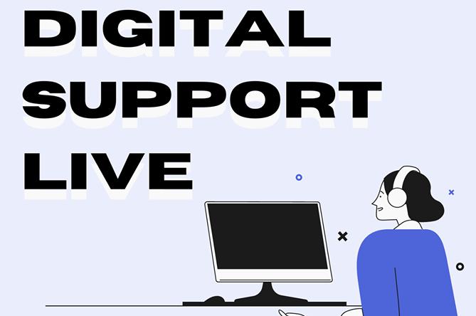 digital support live